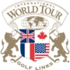 Open/Championship at World Tour Golf Links - Resort Logo