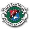 South at Oakland Hills Country Club - Private Logo