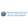 Industry Hills Golf Club at Pacific Palms Resort - Zaharias Course Logo