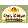 Oak Ridge Golf Club Logo
