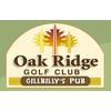 Oak Ridge Golf Club Logo
