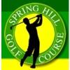 Spring Hill Golf Course Logo