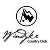 Par 3 at Windyke Country Club - Private Logo