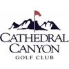 Cathedral Canyon Golf Club Logo