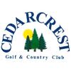 Cedar Crest Country Club - Semi-Private Logo