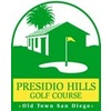 Presidio Hills Golf Course - Public Logo