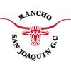 Rancho San Joaquin Golf Course - Public Logo