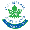 Champlain Country Club - Semi-Private Logo