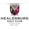Healdsburg Golf Club at Tayman Park Logo