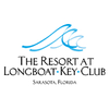 Harborside White/Blue at Longboat Key Club & Resort - Resort Logo