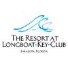 Harborside Red/White at Longboat Key Club & Resort - Resort Logo