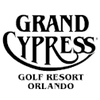 New at Grand Cypress Resort - Resort Logo