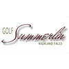 Highland Falls Golf Club at Sun City Summerlin Logo