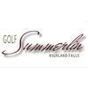 Golf Summerlin - Highland Falls Course Logo