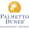 George Fazio Golf Course at Palmetto Dunes Oceanfront Resort Logo