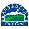 Bear Course at Breckenridge Golf Club Logo