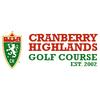 Cranberry Highlands Golf Course Logo