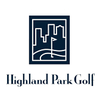 Highland Park Golf Course - Public Logo