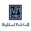 Highland Park Golf Course - Public Logo