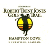 River at Hampton Cove Golf Course - Public Logo
