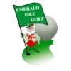 Emerald Isle Golf Course - Public Logo
