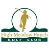 High Meadow Ranch Golf Club Logo