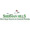 Sherman Hills Golf Club Logo