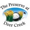 The Preserve at Deer Creek Logo