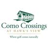 Como Crossings at Hawk's View Golf Club Logo