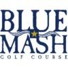 Blue Mash Golf Course Logo