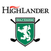 Highlander Golf Club Logo