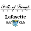Falls Resort &amp; Golf Club Logo