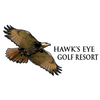Hawk's Eye Golf Club Logo