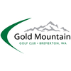 The Cascade at Gold Mountain Golf Course - Public Logo