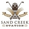Sand Creek Station Golf Club Logo