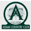 Adams Country Club Logo