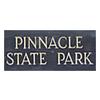 Pinnacle State Park Golf Club Logo