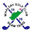 Whalsay Golf Club Logo