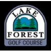 Lake Forest Golf & Practice Center - Public Logo