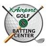 Airport Golf & Batting Center Logo