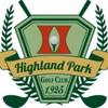 Highland Park Golf Club Logo