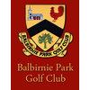 Balbirnie Park Golf Course Logo