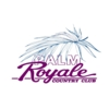 Palm Royale Country Club - Public Logo