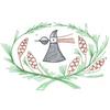 Van Schaick Island Country Club Logo