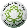 Championship at Rockland Lake Golf Course Logo