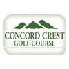 Concord Crest Golf Course Logo