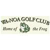 Wa-Noa Golf Club Logo