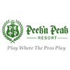 Upper at Peek'n Peak Golf Course Logo