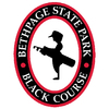 Black at Bethpage State Park Golf Course Logo