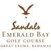 Sandals Emerald Reef Golf Club Logo
